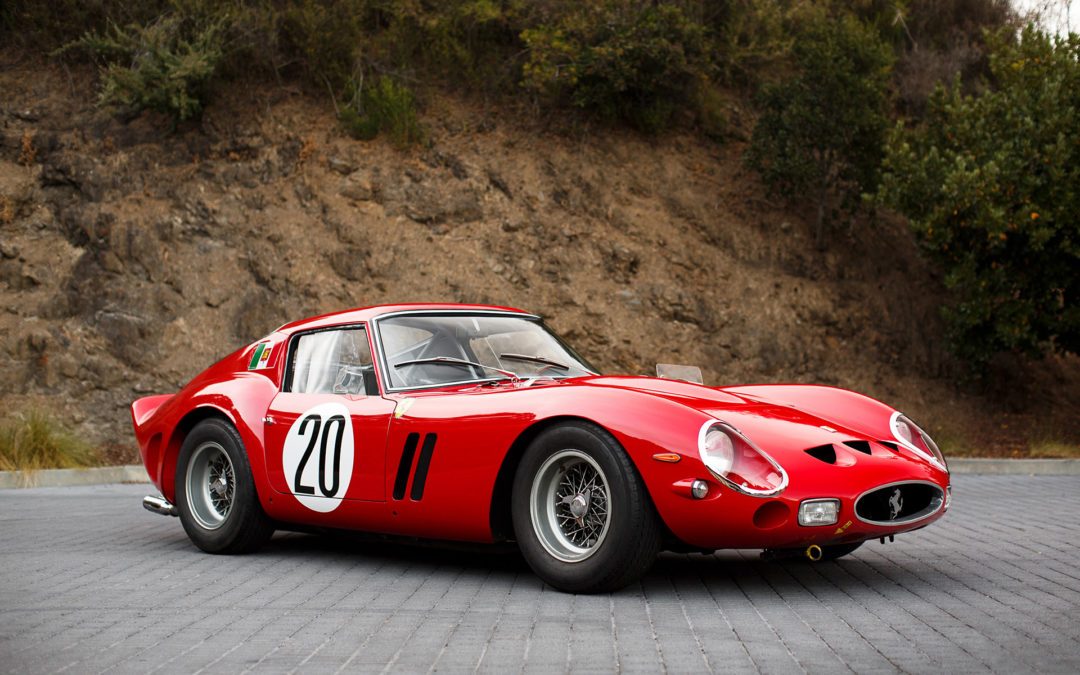Record-breaking Ferrari going for a cool $45 million