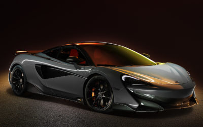 Check out the mighty McLaren 600LT