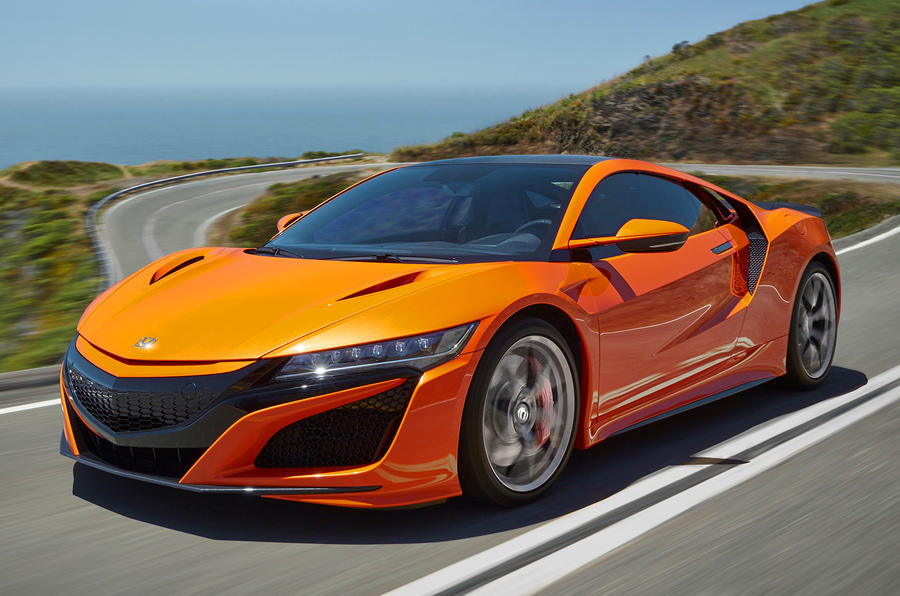 Love supercars? Buy the herculean Honda NSX