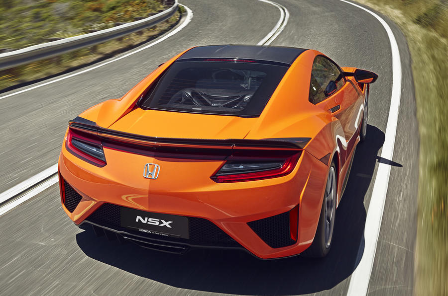 Harrington Finance offers the new 2019 Honda NSX